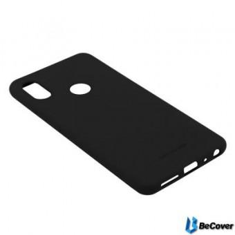 Зображення Чохол для телефона BeCover Matte Slim TPU Huawei P Smart 2019 Black (703180)