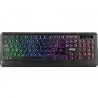 Зображення Клавіатура Ergo KB-635 USB Black (KB-635)