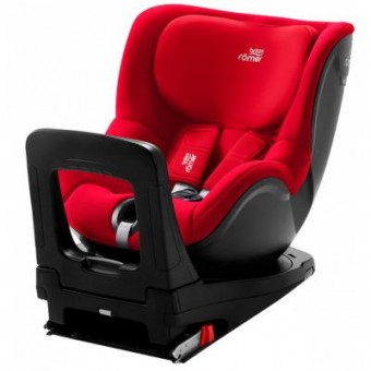 Зображення Автокрісло Britax-Romer Dualfix M I-Size Fire Red (2000030778)