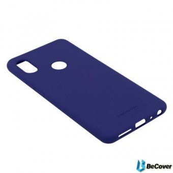 Зображення Чохол для телефона BeCover Matte Slim TPU Huawei P Smart 2019 Blue (703181)