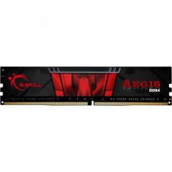 Зображення Модуль пам'яті для комп'ютера G.Skill DDR4 8GB 3200 MHz Aegis  (F4-3200C16S-8GIS)