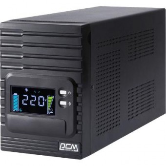 Изображение Источник бесперебойного питания Powercom SPT-2000-II LCD