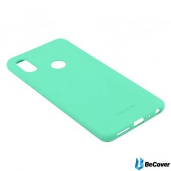 Зображення Чохол для телефона BeCover Matte Slim TPU Huawei P Smart 2019 Green (703182)