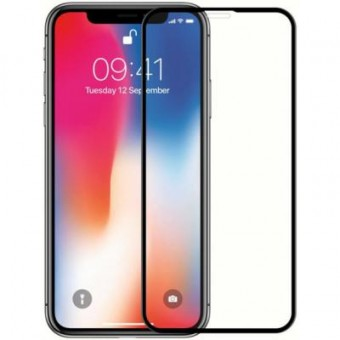 Зображення Захисне скло Armorstandart 3D Soft Edge Apple iPhone X Black (ARM51808)