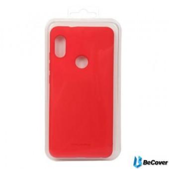 Зображення Чохол для телефона BeCover Matte Slim TPU Huawei P Smart 2019 Red (703183)