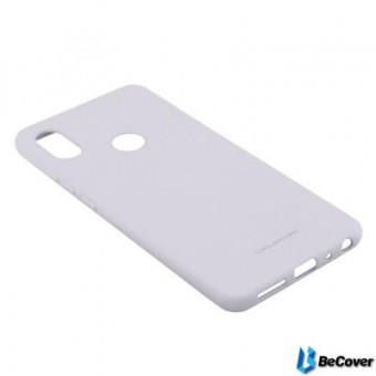 Зображення Чохол для телефона BeCover Matte Slim TPU Huawei P Smart 2019 White (703184)