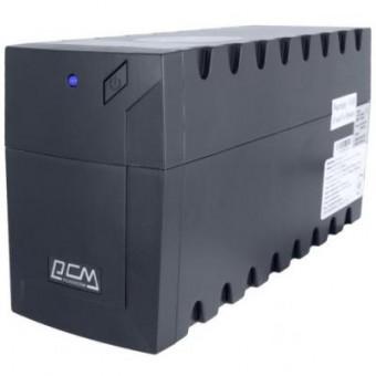 Зображення Джерело безперебійного живлення Powercom RPT-1000A IEC