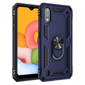 Изображение Чехол для телефона BeCover Military Samsung Galaxy A01 SM-A015 Blue (704741)