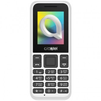 Изображение Мобильный телефон Alcatel 1066 Dual SIM Warm White (1066D-2BALUA5)