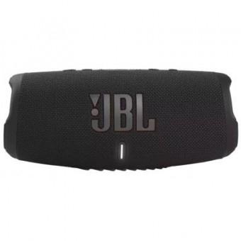 Зображення Акустична система JBL Charge 5 Black (CHARGE5BLK)