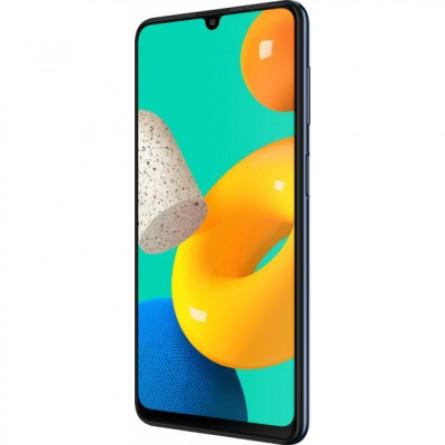 Зображення Смартфон Samsung SM-M325F Galaxy M32 6/128Gb ZKG (black) - зображення 4