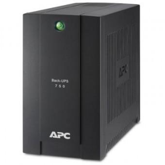 Изображение Источник бесперебойного питания APC Back-UPS 750VA (BC750-RS)