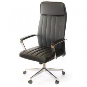 Изображение Офисное кресло АКЛАС Крисс CH MB Черное (12767)