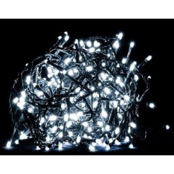 Зображення Гірлянда Luca Lighting Змейка 10,4 м, холодный белый (8718861330731)