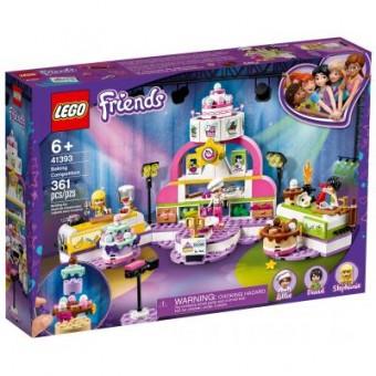 Зображення Конструктор Lego  Friends Соревнование кондитеров 361 деталь (41393)