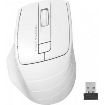 Изображение Компьютерная мыш A4Tech Fstyler FG30S Grey White