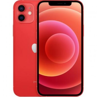 Зображення Смартфон Apple iPhone 12 128Gb (PRODUCT) Red (MGJD3FS/A | MGJD3RM/A)