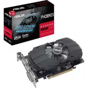 Изображение Asus Видеокарта  Radeon 550 2048Mb PHOENIX (PH-550-2G)