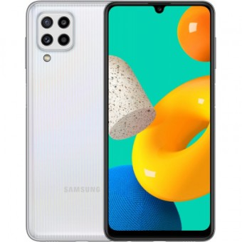 Изображение Смартфон Samsung SM-M325F Galaxy M32 6/128Gb ZWG (white)
