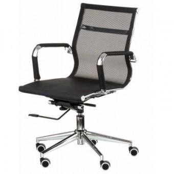 Изображение Офисное кресло Special4You Solano 3 mesh black (000002572)