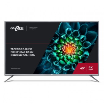 Зображення Телевізор Gazer TV49-US2G