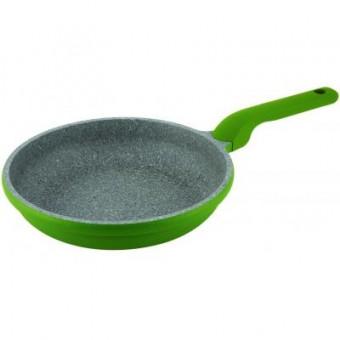 Зображення Сковорідка Con Brio Eco Granite PREMIUM 20 см Green (СВ-2026зел)