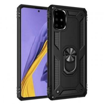 Зображення Чохол для телефона BeCover Military Samsung Galaxy A51 SM-A515 Black (704742)