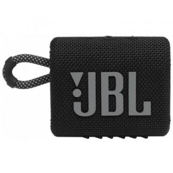 Изображение Акустическая система JBL Go 3 Black (GO3BLK)
