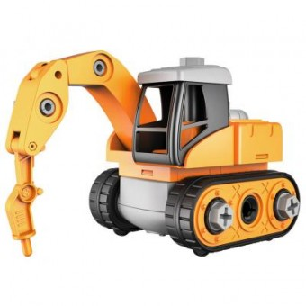 Изображение Конструктор Microlab Toys Конструктор  Строительная техника - Молотобий (MT8902)