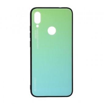 Зображення Чохол для телефона BeCover Gradient Glass Xiaomi Redmi 7 Green-Blue (703593)