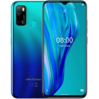 Зображення Смартфон Ulefone Note 9P 4/64GB Aurora Blue (6937748733706)