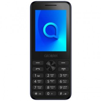 Изображение Мобильный телефон Alcatel 2003 Dual SIM Metallic Blue (2003D-2BALUA1)