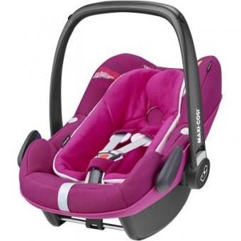 Изображение Автокресло Maxi-Cosi Pebble Plus Frequency Pink (8798410110)