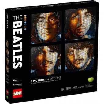 Зображення Конструктор Lego  Art The Beatles 2933 детали (31198)