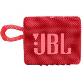 Зображення Акустична система JBL Go 3 Red (GO3RED)