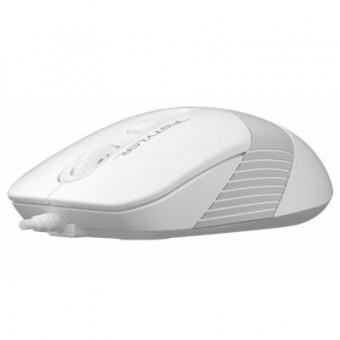 Зображення Комп'ютерна миша A4Tech Fstyler FM10 White