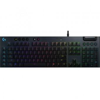 Изображение Клавиатура Logitech G815 Lightpeed RGB Mechanical GL Tactile (920-008991)