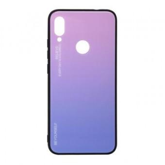 Зображення Чохол для телефона BeCover Gradient Glass Xiaomi Redmi 7 Pink-Purple (703594)
