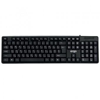 Зображення Клавіатура Ergo K-110 USB Black (K-110USB)