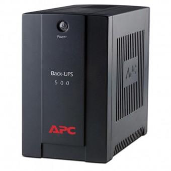 Изображение Источник бесперебойного питания APC Back-UPS 500VA (BX500CI)
