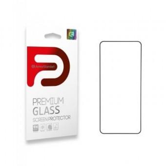 Изображение Защитное стекло Armorstandart Full Glue для Samsung S20 Plus Black (ARM56275-GFG-BK)