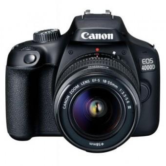 Зображення Цифрова фотокамера Canon EOS 4000 D 18 55 DC III