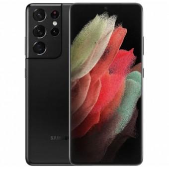 Зображення Смартфон Samsung SM-G998B (Galaxy S21 Ultra 12/128GB) Phantom Black (SM-G998BZKDSEK)