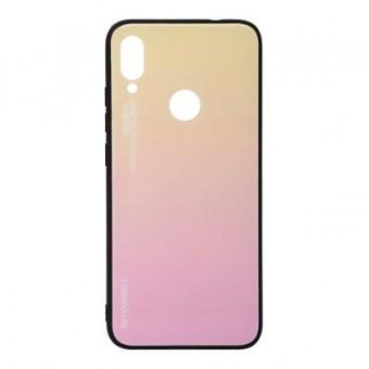 Зображення Чохол для телефона BeCover Gradient Glass Xiaomi Redmi 7 Yellow-Pink (703597)