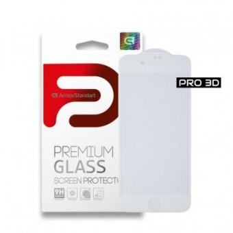 Зображення Захисне скло Armorstandart Pro 3D для Apple iPhone 11/XR Black (ARM55370-GP3D-BK)