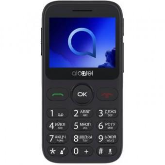 Изображение Мобильный телефон Alcatel 2019 Single SIM Metallic Silver (2019G-3BALUA1)