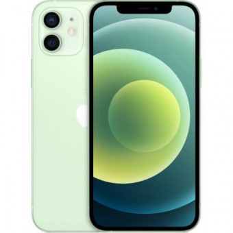 Зображення Смартфон Apple iPhone 12 128Gb Green (MGJF3FS/A | MGJF3RM/A)