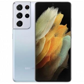 Зображення Смартфон Samsung SM-G998B (Galaxy S21 Ultra 12/128GB) Phantom Silver (SM-G998BZSDSEK)