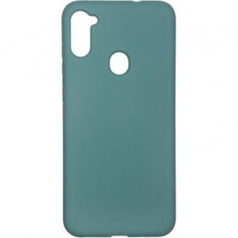 Зображення Чохол для телефона Armorstandart ICON Case for Samsung A11 /M11 Pine Green (ARM56573)