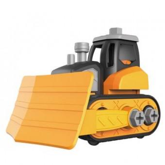 Изображение Конструктор Microlab Toys Конструктор  Строительная техника - снегоочиститель (MT8905)